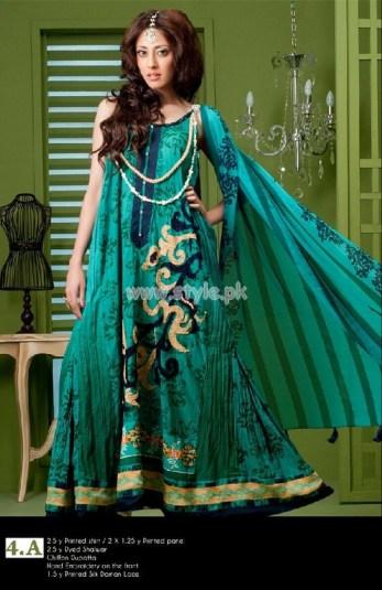 Ayesha-Somaya Mid Summer Lawn Collection For Summer 2012 012