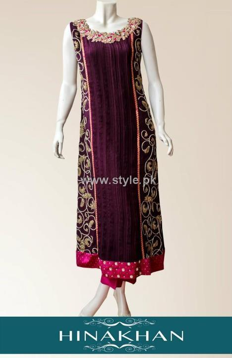 Hina Khan Summer 2012 New Formal Wear Outfits
