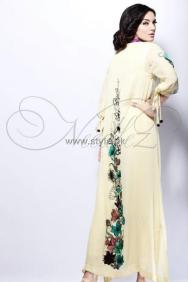 Needlez by Shalimar Semi-Formal Wear Collection 2012 001
