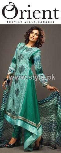 Orient Textiles 2012 Eid Lawn Prints Collection 006