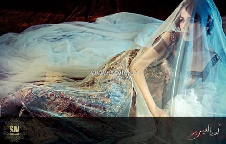 Saadia Mirza Noor-Ul-Ain Collection 2012