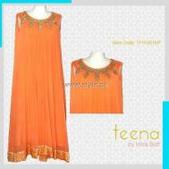 Teena by Hina Butt Formal Wear Outfits 2012 for Women 009