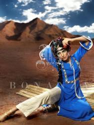 Bonanza New Dresses 2012 for Girls and Women 004