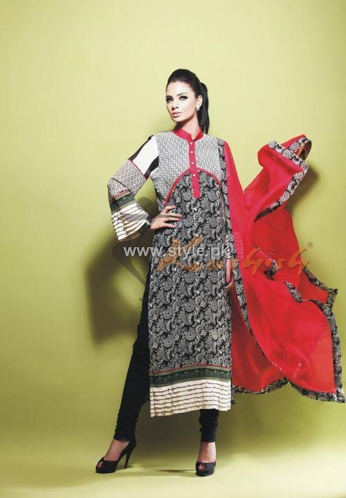 Kashish Boutique 2012 Eid Outfits for Women