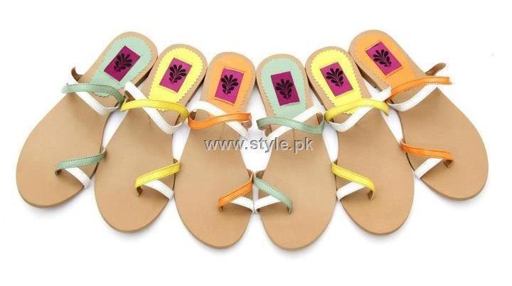 Nadiya Kassam Eid Footwear 2012 for Women