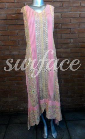 Surface Eid Collection 2012 Dresses for Women 006