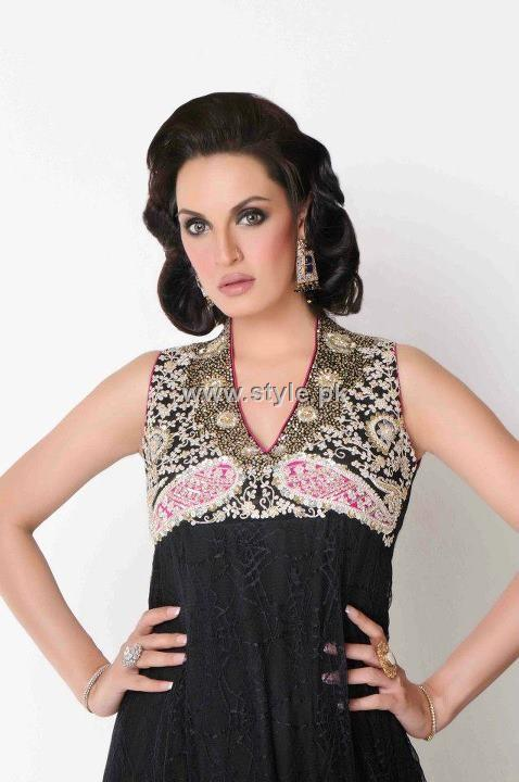Umsha by Uzma Babar Eid Collection 2012 for Women