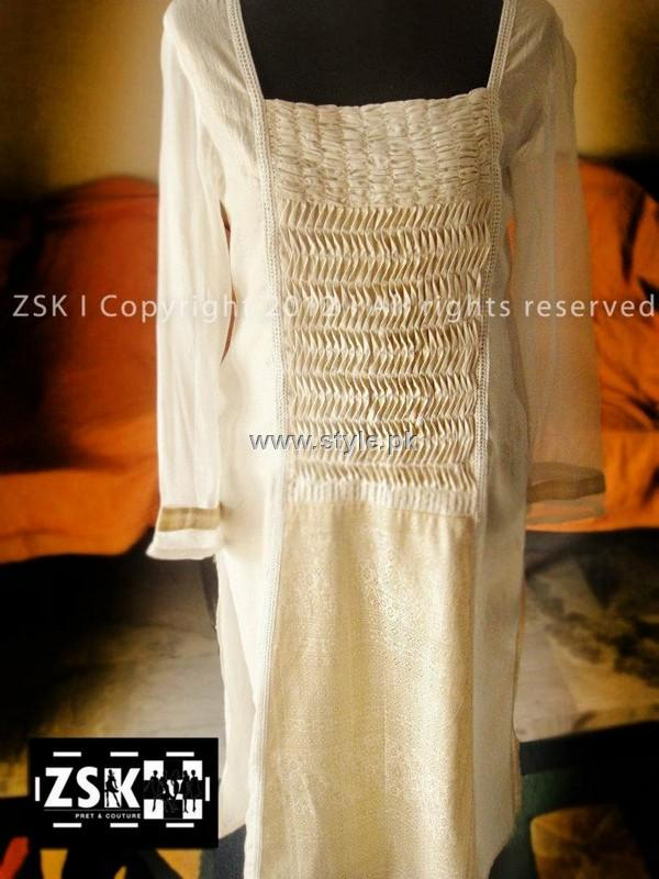 ZSK Under the Sea Collection 2012 for Women