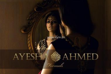 Ayesha Ahmed Formal Wear Collection 2012 for Women 002