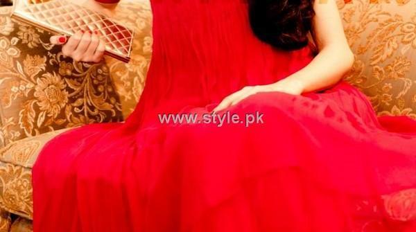 Doriyaan Semi-Formal Wear Collection 2012 for Women