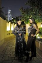 Naureen Arbab Party Wear Collection 2012 011