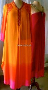 Slate Casual Wear Collection 2012 by Faiza Samee 002