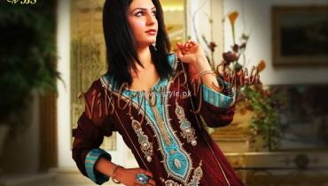Vibgyor by Syra Party Wear Dresses 2012 for Women