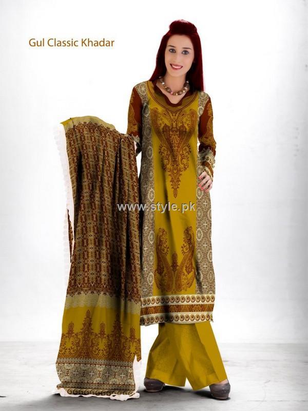 Al-Hamra Textiles Khaddar 2012 Collection for Women
