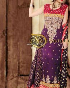 Dhaagay Eid Dresses 2012 for Women by Madiha Malik 002