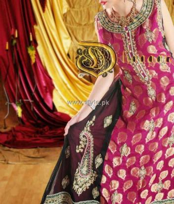 Dhaagay Eid Dresses 2012 for Women by Madiha Malik 015