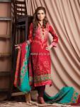 Firdous Cambric Collection 2012 for Women