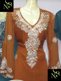 Noorz Boutique Eid ul Azha Collection 2012 For Women 002
