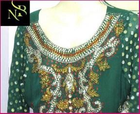 Noorz Boutique Eid ul Azha Collection 2012 For Women 008
