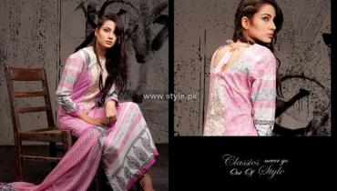 Rewaj Fall Collection 2012 for Women by Shariq Textiles
