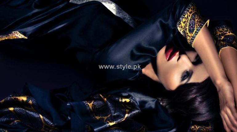 Sana Safinaz Silk 2012 Collection for Women