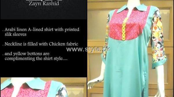 Zayn Rashid Winter Collection 2012-13 for Women