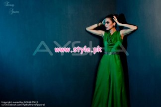 Aysha Anees Latest Winter 2012 Collection For Women 002