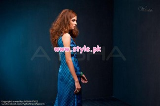 Aysha Anees Latest Winter 2012 Collection For Women 004