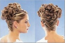 Bridal Hairstyles For Short Hair 0017