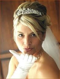 Bridal Hairstyles For Short Hair 007