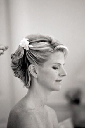 Bridal Hairstyles For Short Hair 009