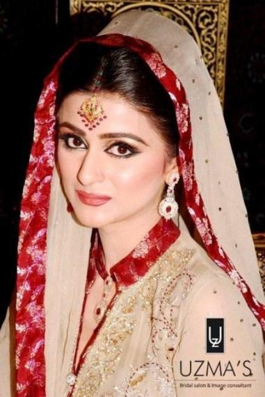 Bridal Makeover By Uzma Bridal Salon 0010