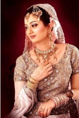 Bridal Makeover By Uzma Bridal Salon 007