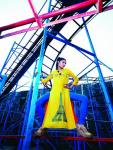 Design Lounge Color Block Collection 2012 for Women