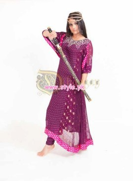 Dhaagay Latest Winter Collection 2012 For Women 005