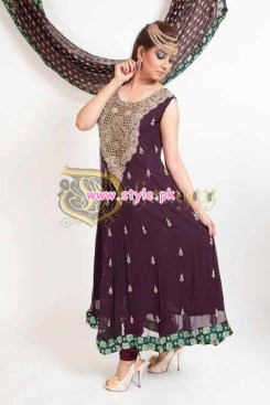 Dhaagay Latest Winter Collection 2012 For Women 007