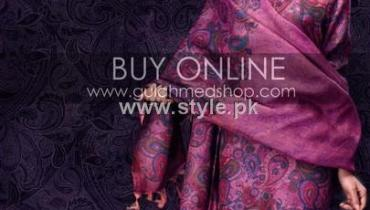 Gul Ahmed Winter Collection 2012-13 for Women