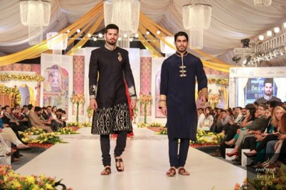 Kuki Concepts Collection At Pantene Bridal Couture Week 2012 0017