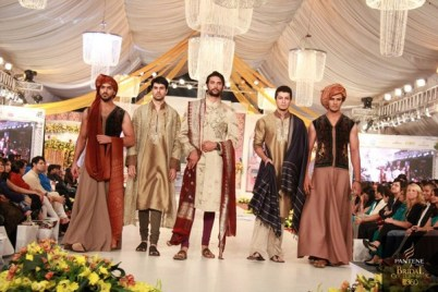 Kuki Concepts Collection At Pantene Bridal Couture Week 2012 0018