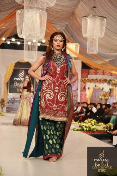 Kuki Concepts Collection At Pantene Bridal Couture Week 2012 002