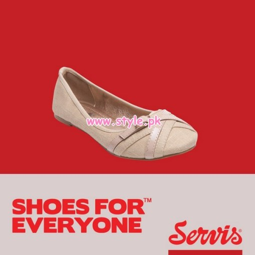 Latest Service Winter Shoes Collection 2012 009