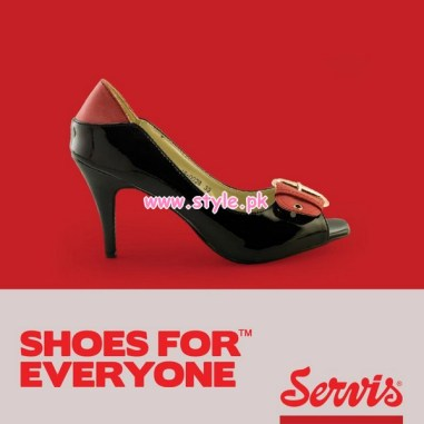 Latest Service Winter Shoes Collection 2012 010