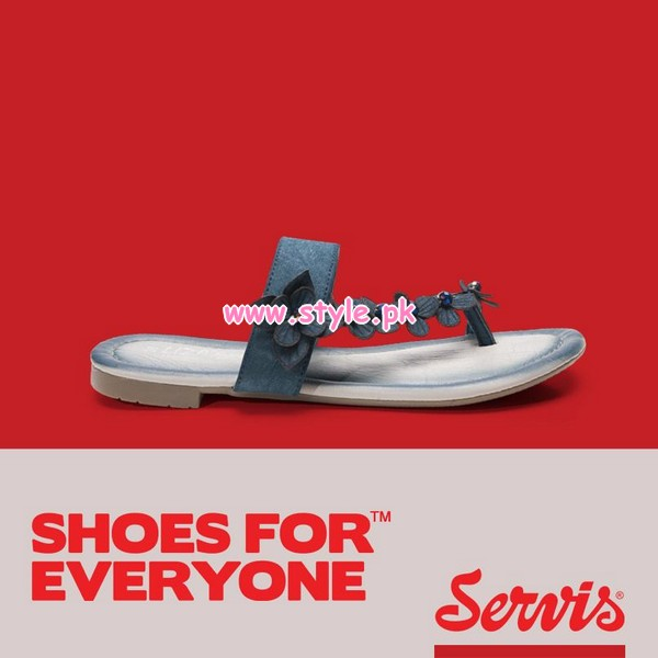 Latest Service Winter Shoes Collection 2012 012