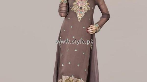 Mehdi Party Wear Dresses 2012 for Women