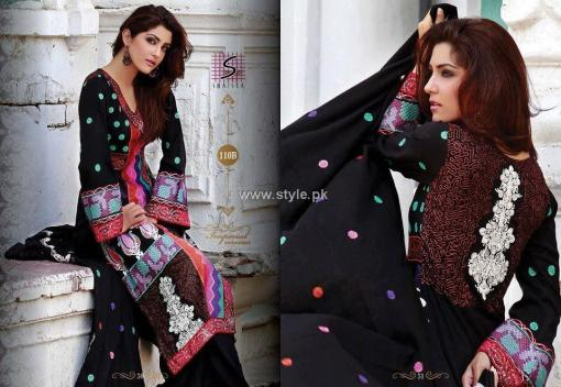 Shaista New Winter Range 2012-13 for Ladies 012