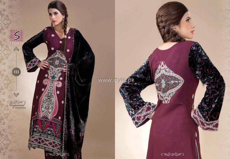 Shaista New Winter Range 2012-13 for Ladies 015