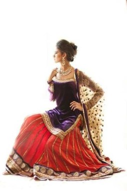 Uzma Creation Bridal dresses 2012-2013 For Women 006