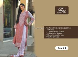 ZQ Designer Series 2012 for Women by Star Textiles 004