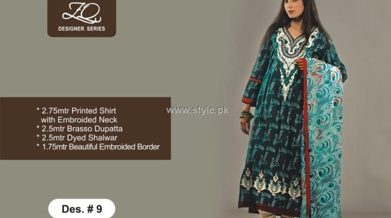 ZQ Designer Series 2012 for Women by Star Textiles