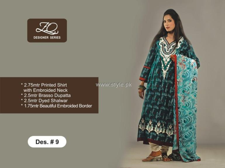 ZQ Designer Series 2012 for Women by Star Textiles
